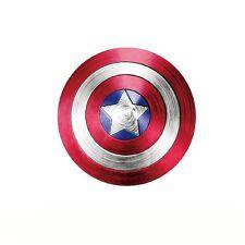 Captain America Superheld Schild Stern Logo Vinyl Decal Auto-aufkleber