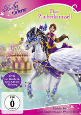 Bella Sara - Das Zauberkarussel (inkl. Zusatz-CD) - DVD - *NEU*