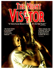 16mm Feature Film: THE NIGHT VISITOR (1971) Max Von Sydow - HORROR THRILLER