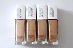 Maybelline Superstay 24H Full Coverage Foundation 30ml - Please Choose Shade: