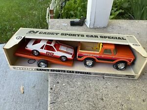 Rare NYLINT TOYS CADET SPORTS CAR SPECIAL NO. 1060 New Condition