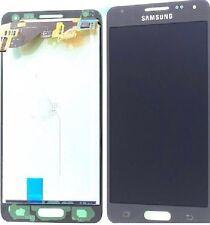 PANTALLA TÁCTIL LCD completa PARA SAMSUNG GALAXY ALPHA G850F GRIS CENIZA