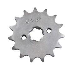 15T 17mm Front Sprocket for 428 chain ATV Quad bikes Shaft Pit/Trail/Dirt bike