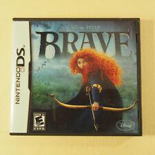 Disney: Brave (Nintendo DS, 2012) ~ Complete CIB