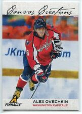2011-12 Pinnacle Canvas Creations 5 Alexander Ovechkin