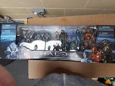 Halo 4 figura de cinco paquete Sellado en Caja X-Box Master Chief Nuevo Cortana MCFARLANE