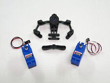 NEW TRAXXAS SUMMIT 1/10 Servo 2075 X2 Waterproof + Servo Saver E REVO RM18