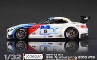 SCALEAUTO SC-6032 BMW Z4 GT3 24h Nürburgring 2013 n.19 Shubert Motors   1/32 New