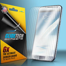 6 Clear Front Screen Protector Skin Cover For Samsung Galaxy Note 2 II N7100