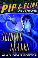 Sliding Scales: A Pip & Flinx Adventure by Foster, Alan Dean