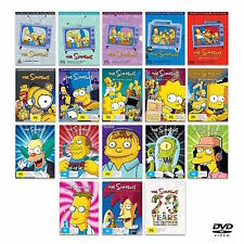 The Simpsons Complete Series 1 2 3 4 5 6 7 8 9 10 11 12 13 14 15 16 17 DVD Set R