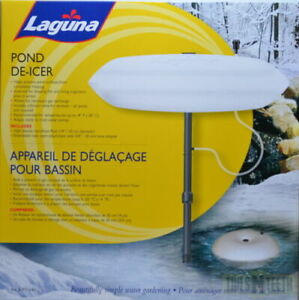 """Laguna Pond De-Icer PT-1645- 14"""" Diameter Styrofoam Surface Agitator from the UK"""