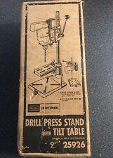 Craftsman Drill Press Stand Model 25926 | New
