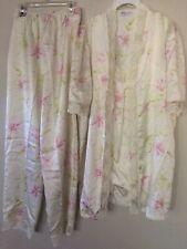 Wedding Lingerie Seductive Wear by Cinema Etoile Lingerie 3 pc. Green Pink NWT M