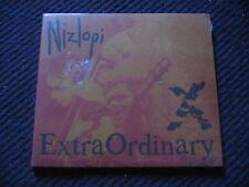 CD DIGIPACK NIZLOPI - EXTRAORDINARY /  neuf & scellé