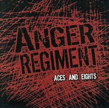 Aces & Eights Anger Regiment MUSIC CD