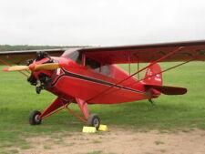 Rearwin Model 7000 Sportster Airplane Wood Model Big