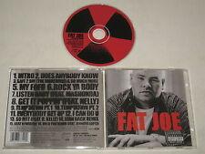 Fat Joe/All or Nothing (Atlantic 7567-83749-2) CD album