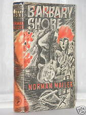 Norman Mailer - Barbary Shore 1st Edition 1952 h/b d/j