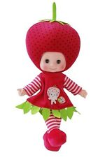 Dolls Stuffed Musical - Singing Fruit Dolls - Strawberry 1Pc- Gift ( Doll10A Z)