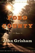 Ford County by John Grisham (2009, Hardcover) NEW First Edition