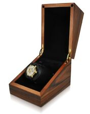 Orbita Sparta1 Deluxe Automatic Watch Winder - Rotorwind Teak Wood W06541