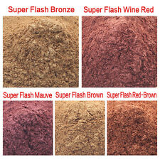 10g Super Flash Cosmetic Natural Mica for Soap/Bath Bombs/Eyeshadow/Lipsticks