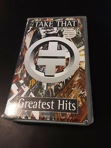 Take That Greatest Hits VHS Video Retro, Supplied by Gaming Squad