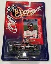 Dale Earnhardt Sr & Dale Earnhardt Jr Dual Signed 1/64 GM NASCAR Diecast Car COA
