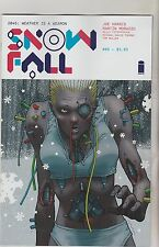 IMAGE COMICS SNOW FALL #6 OCTOBER 2016 1ST PRINT NM