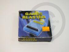 !!! PLAYSTATION PS1 Games Blaster OVP, gebraucht aber GUT !!!