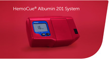 HemoCue® Albumin 201 System New (for screening & monitoring of microalbuminuria)