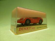 DINKY TOYS  1:43   ALFA ROMEO O.S.I.  - IN ORGINAL BOX 217 -  IN GOOD CONDITION.