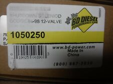 B Fuel Injection Pump Shut Off Solenoid (BRAND NEW IN BOX)