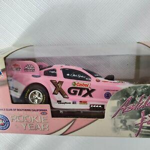 Ashley Force Rookie Year 1:64 Funny Car Castrol GTX Die Cast Lionel NIB