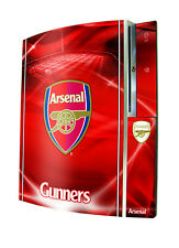 Arsenal Football Club Playstation 3 Console Skin Sticker Official Gunners PS3