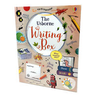 The Usborne Writing Box 3 Books Set Collection, Creative Writing, Journal ...