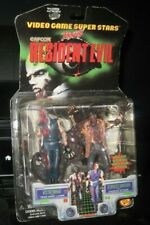 Vintage Resident Evil Figure zombie/forest speyer 2-pack new/sealed nib 1998
