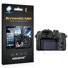 3 Clear LCD Screen Protector Film Saver For Camera Panasonic Lumix DMC-GH4R