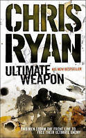Ultimate Weapon, Ryan, Chris, Very Good Book