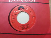 """Pinky & The Fellas – Let The Music Start 1969 7"""" Polydor 56338"""
