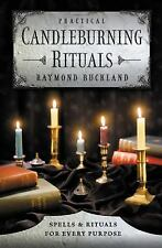 Practical Candleburning Rituals ~ Wiccan Pagan Metaphysical Book Supply