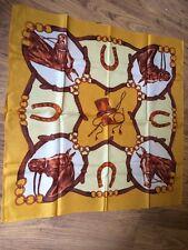 De Colección Bufanda de salto ecuestre show de caballo cultivo de disparo de caza