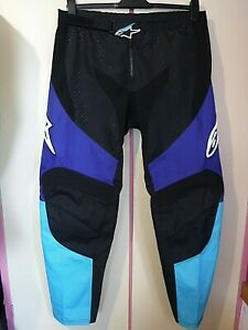 Mens ALPINESTARS Downhill Sight Pant Trousers . size 36  .. EXCELLENT condition