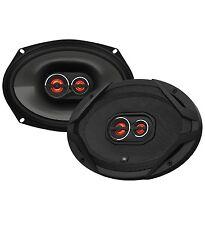 "JBL GX963 6""X9"" 3-WAY 300 WATTS CAR AUDIO COAXIAL SPEAKERS SET PAIR"
