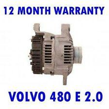 Volvo 480 E 2.0 Coupé 1992 1993 1994 1995 Remanufacturé Alternateur