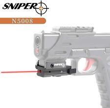 Pistol Red Dot Laser Sight Picatinny Weaver Rail 20mm low profile Us Seller