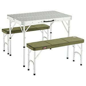 Pack-away Table for 4 - Silver