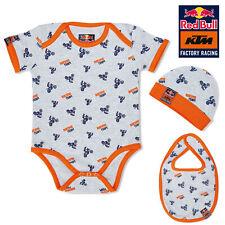 New! 2020 Red Bull KTM Racing Baby Range Vest Bib Beanie Official Merchandise