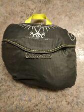 Osprey Size Large Rain Backpack Cover